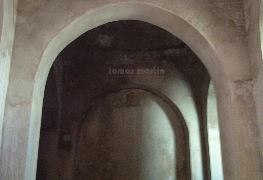 Adaptación parcial a museo el Castillo de San Romualdo