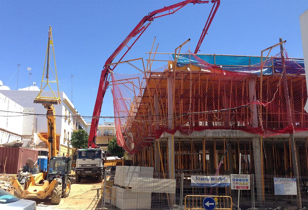 Promoción de 8 viviendas en calle Doctor Cellier