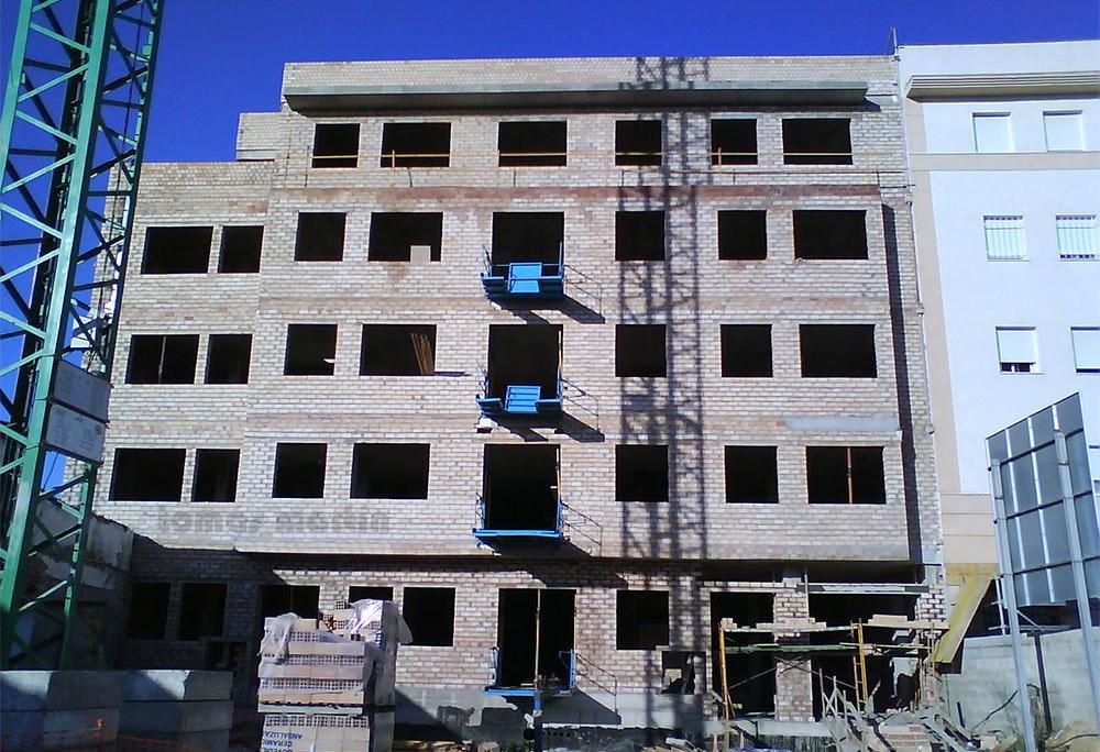 Promoción 18 viviendas en calle San Marcos