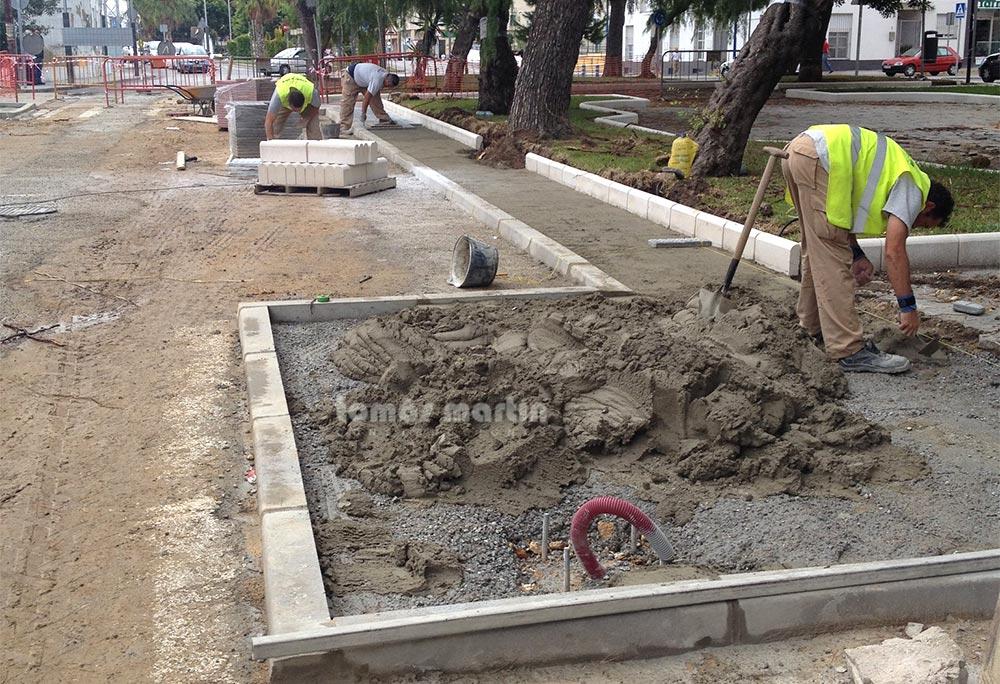 Remodelación paseo Joly Velasco